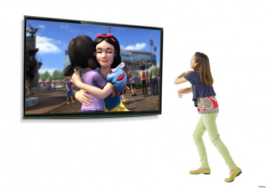 Kinect Disneyland Adventures Review - Screenshot 1 of 4