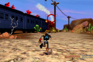 The Gunstringer Screenshot