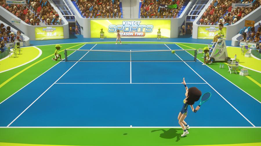 Kinect Sports: Season Two Review - Screenshot 1 of 5