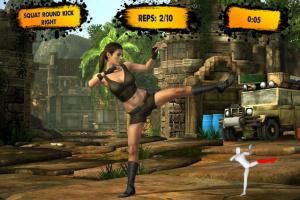Jillian Michaels' Fitness Adventure Screenshot