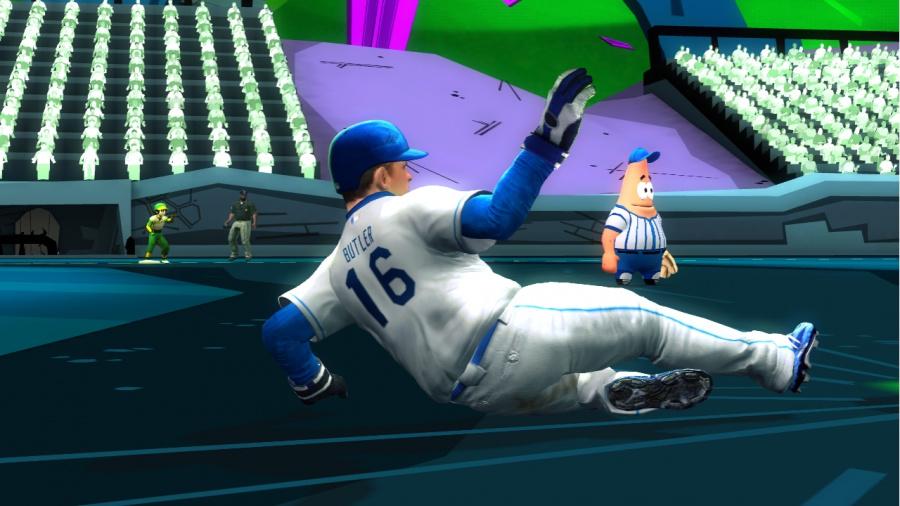 Nicktoons MLB Review - Screenshot 1 of 3