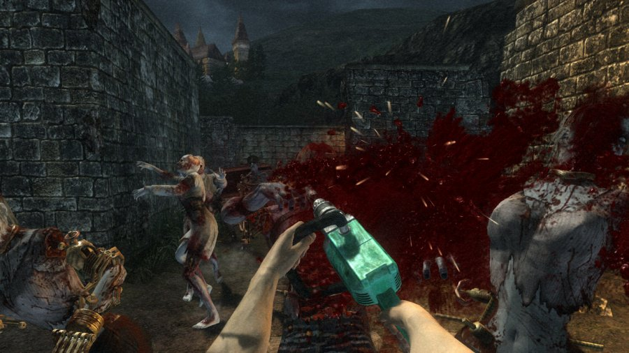 Rise of Nightmares Review - Screenshot 1 of 3