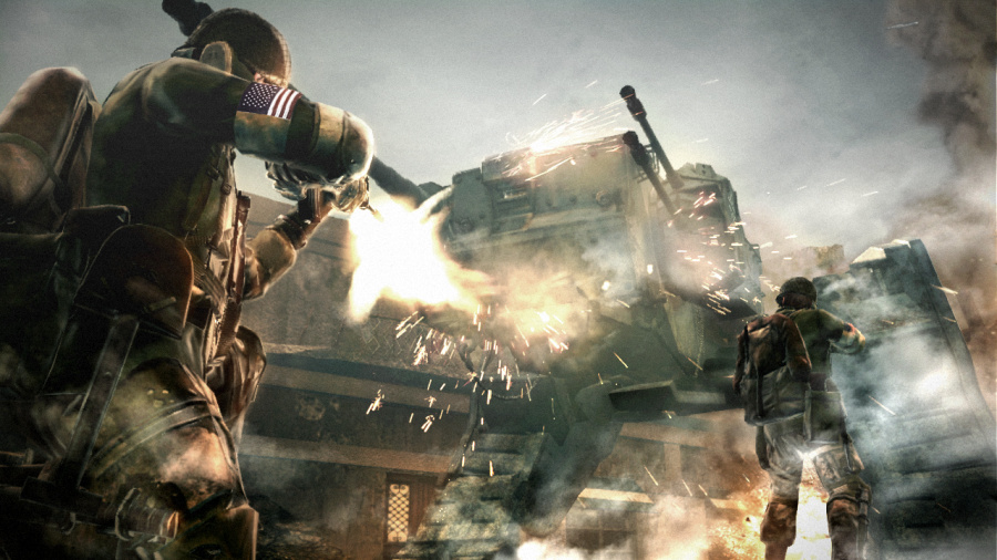 Steel Battalion: Heavy Armor Review - Screenshot 1 of 5