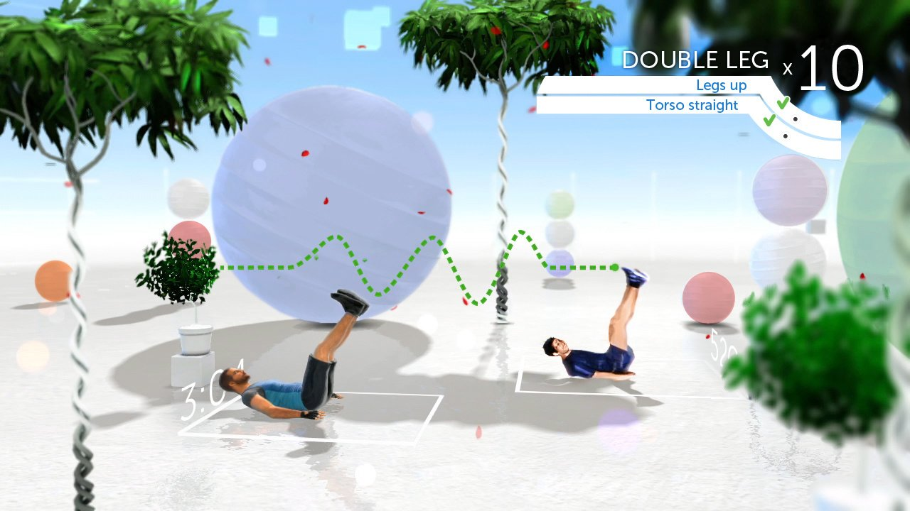 Your Shape: Fitness Evolved 2012 Screenshot