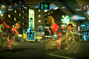 PowerUp Heroes Screenshot