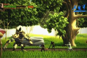 Kung Fu High Impact Screenshot