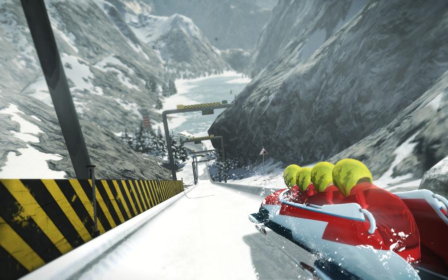 Winter Stars Review - Screenshot 1 of 3