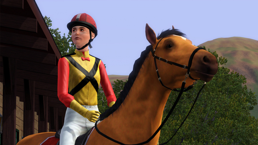 The Sims 3 Pets Review - Screenshot 1 of 3