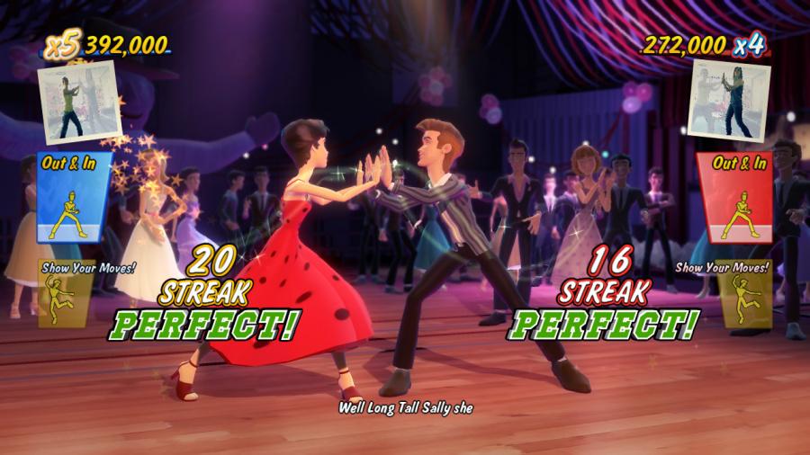 Grease Dance Review - Screenshot 1 of 4
