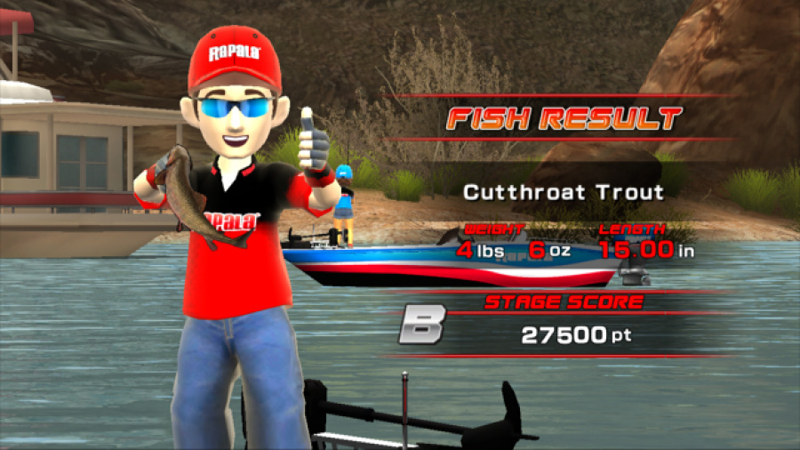 Rapala for Kinect Review - Screenshot 1 of 2