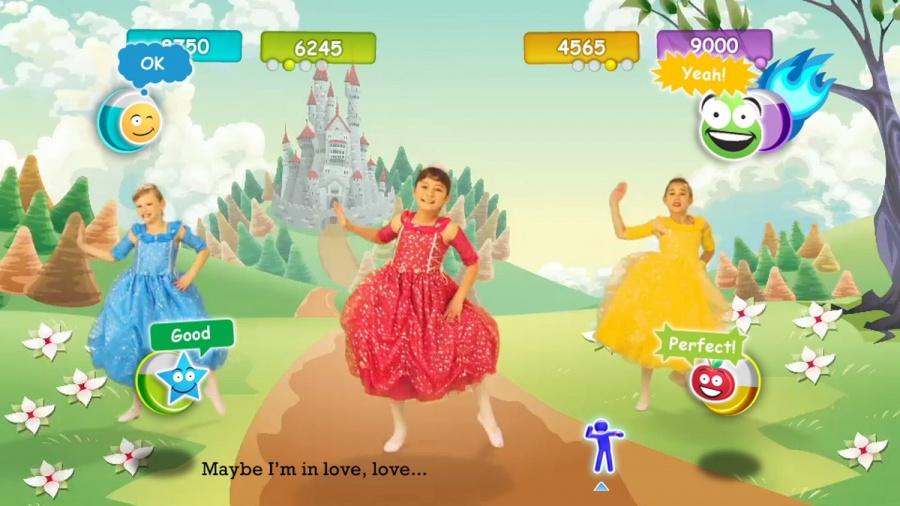 Just Dance Kids 2 Review - Screenshot 1 of 2