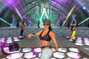 Zumba Fitness Rush Screenshot