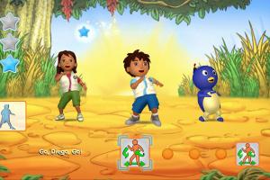 Nickelodeon Dance Screenshot
