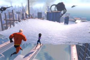 Kinect Rush: A Disney Pixar Adventure Screenshot