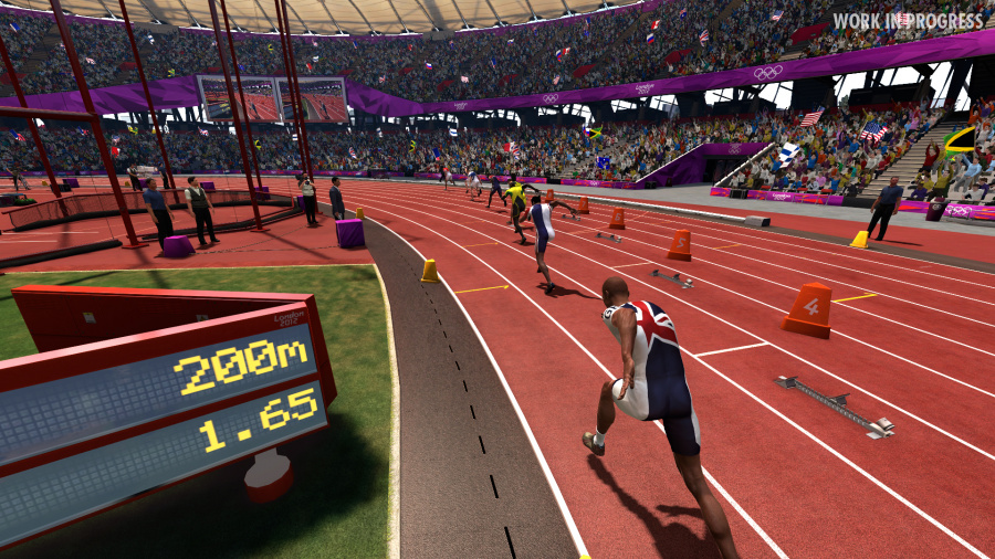 London 2012 - The Official Video Game of the Olympic Games Review - Screenshot 1 of 3