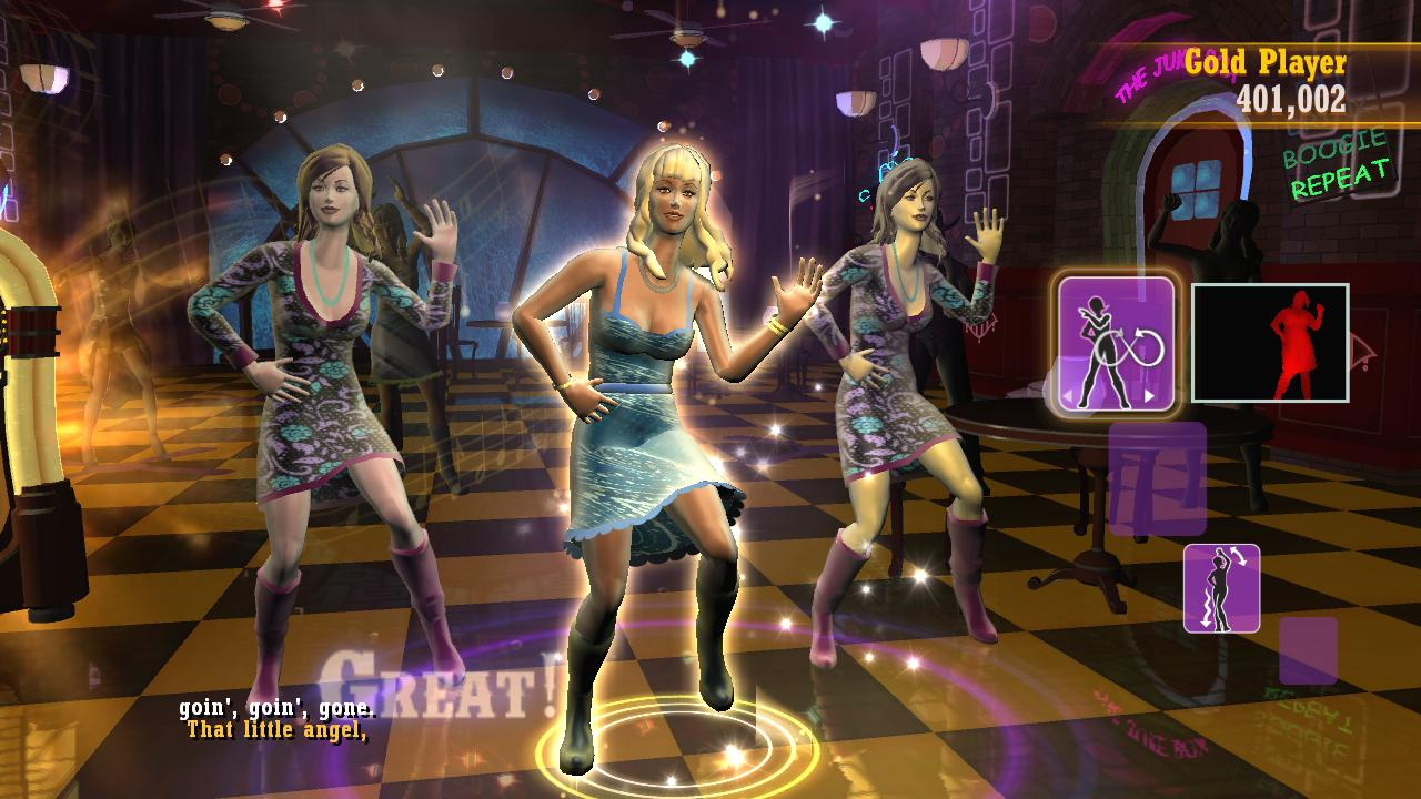 Country Dance All Stars Screenshot