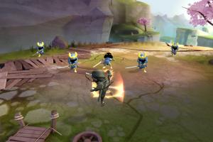 Mini Ninjas Adventures Screenshot