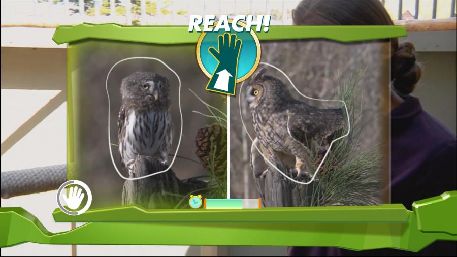 Kinect Nat Geo TV: Season 1 - America The Wild Review - Screenshot 1 of 3