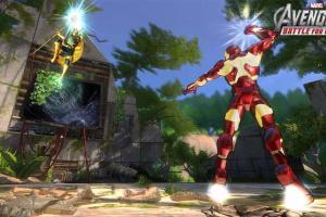 Marvel Avengers: Battle for Earth Screenshot