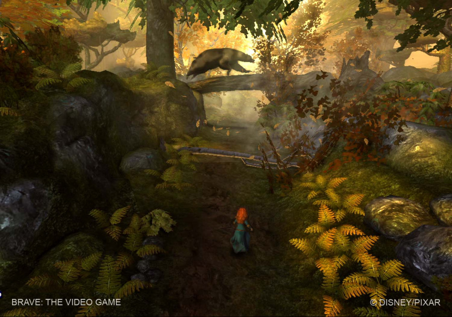 Brave: The Video Game Review - Screenshot 1 of 2
