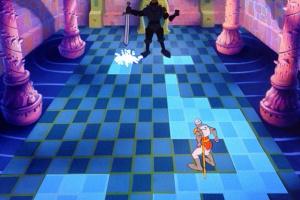 Dragon's Lair Screenshot