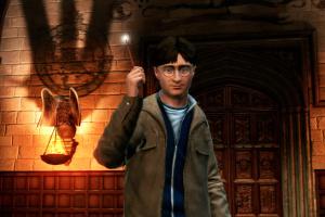 Harry Potter for Kinect Screenshot