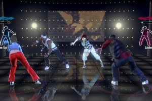 The Hip Hop Dance Experience Screenshot