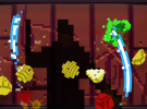 Fruit Ninja Kinect Screenshot