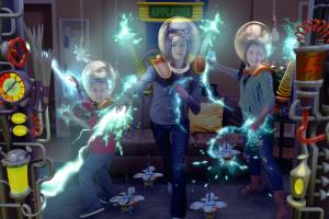 Kinect Party Screenshot