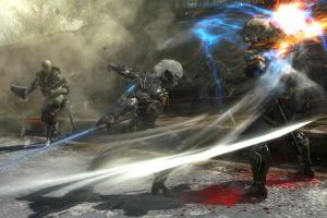 Metal Gear Rising: Revengeance Screenshot