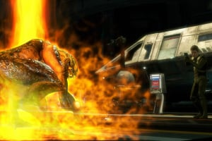 Star Trek: The Video Game Screenshot