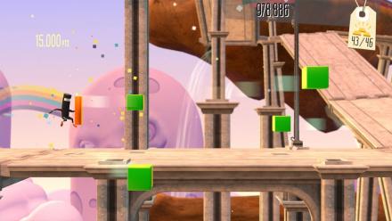 Runner2: Future Legend of Rhythm Alien Screenshot