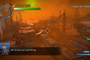 Thunder Wolves Screenshot