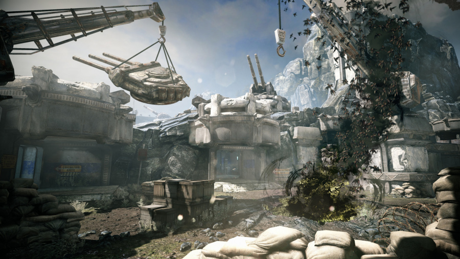 Gears of War: Judgment Review - Screenshot 1 of 6