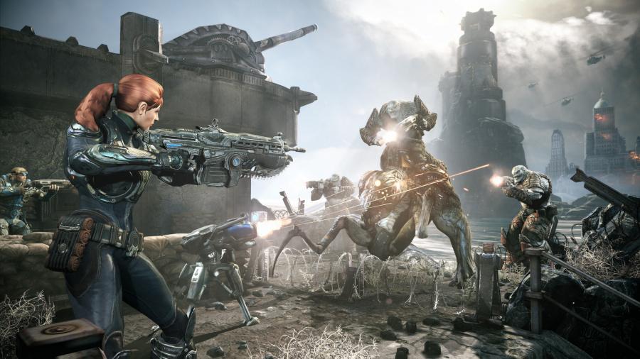 Gears of War: Judgment Review - Screenshot 1 of 7