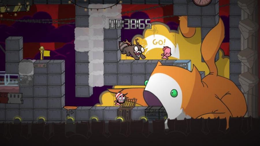 BattleBlock Theater Review - Screenshot 1 of 5