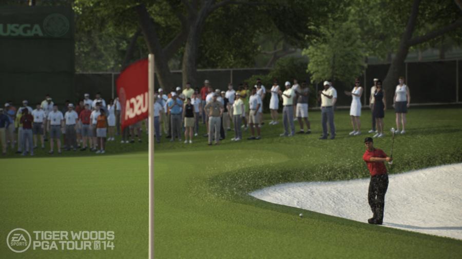 Tiger Woods PGA Tour 14 Review - Screenshot 1 of 4