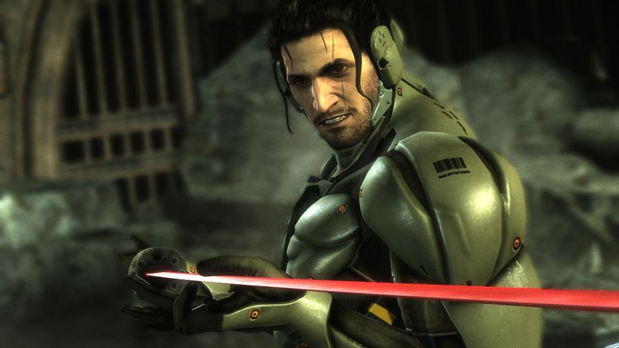 Metal Gear Rising: Revengeance Review - Screenshot 1 of 4