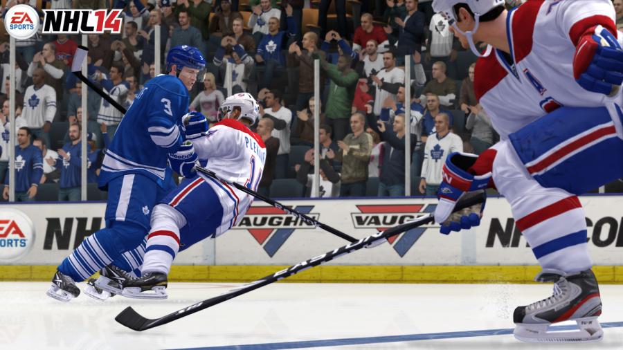 NHL 14 Review - Screenshot 1 of 4