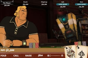 Telltale Games' Poker Night 2 Screenshot