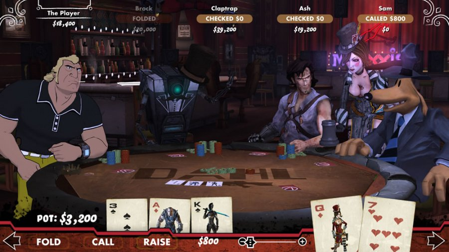 Telltale Games' Poker Night 2 Review - Screenshot 1 of 3