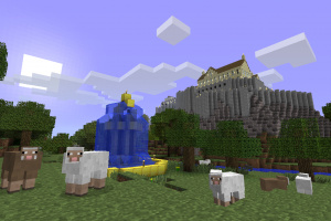 Minecraft: Xbox 360 Edition Screenshot