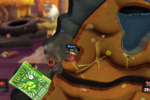Worms Revolution Collection Screenshot