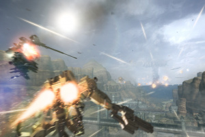 Armored Core: Verdict Day Screenshot