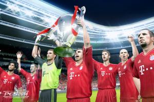 Pro Evolution Soccer 2014 Screenshot