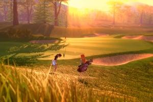 Powerstar Golf Screenshot