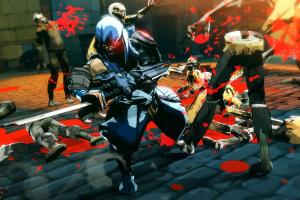 Yaiba: Ninja Gaiden Z Screenshot