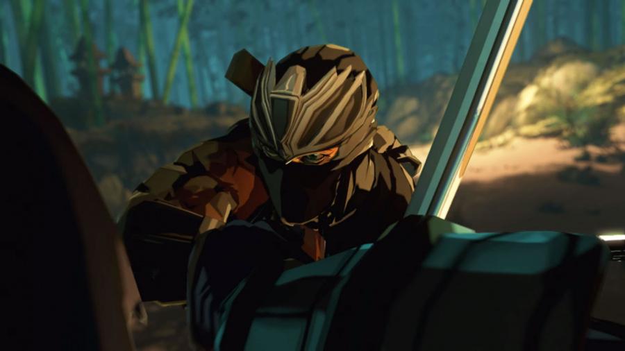 Yaiba: Ninja Gaiden Z Review - Screenshot 1 of 3