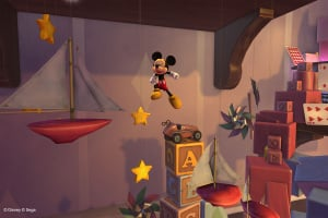 Disney Castle of Illusion Starring Mickey Mouse Screenshot