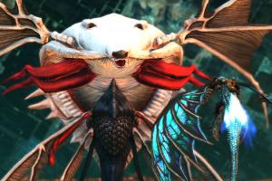 Crimson Dragon Screenshot